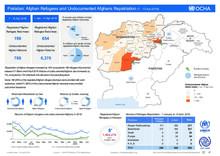 Pakistan: Afghan Refugees and Undocumented Afghan Repatriation 7 - 13 Apr 2019