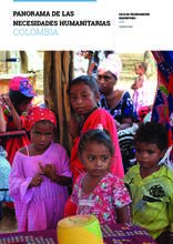 Colombia: PNH-HNO / Panorama de Necesidades Humanitarias