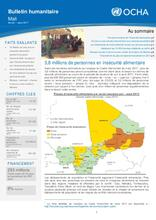 Mali : Bulletin d'information humanitaire février – mars 2017 / Humanitarian information Bulletin february - march 2017