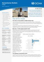 Chad Humanitarian Bulletin January 2016