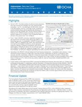 Afghanistan: Returnee Crisis Situation Report No. 8 (as of 22 Marchy 2017)