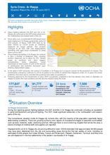 Syria Crisis: Ar-Raqqa Situation Report No. 9 (8-19 June 2017)
