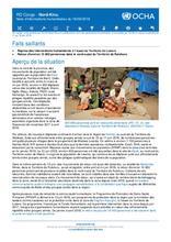 RD Congo - Nord-Kivu : Note d'informations humanitaires du 18 juin 2018