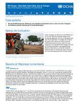 RD Congo - Bas-Uele, Haut-Uele, Ituri et Tshopo : Note d'informations humanitaires du 23 mai 2018