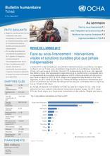Tchad : Bulletin Humanitaire Revue de l'année 2017 (1er février 2018)