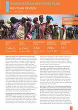 South Sudan 2017 HRP Mid-Year Review (Jul 2017)