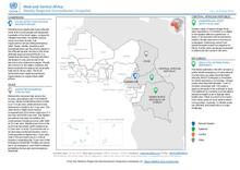Afrique de l'Ouest et du Centre: Aperçu humanitaire hebdomadaire 15 - 21 octobre 2019 [FR/EN]