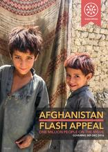 Afghanistan Flash Appeal 2016: One Million People on the Move