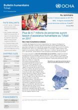Tchad Bulletin Humanitaire_ Novembre 2016