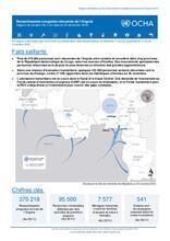 RD Congo : Rapport de Situation N°4 sur les ressortissant congolais retournés de l'Angola