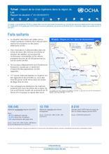Tchad: impact de la crise nigériane dans la région du Lac - Rapport de situation n°22 (23/03/2017)