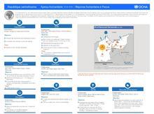 RCA: OCHA Aperçu humanitaire - Réponse PAOUA (févr 2018)
