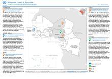 Afrique de l'ouest et du centre: Aperçu humanitaire hebdomadaire 18 - 24 juin 2019 [FR/EN]