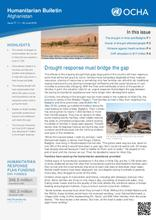 Humanitarian Bulletin Afghanistan | Issue 77 | 1 – 30 June 2018