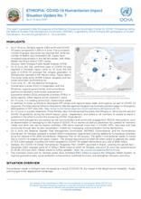 Ethiopia: COVID-19 Humanitarian impact Situation Update No. 7 as of 18 June 2020 - [EN]