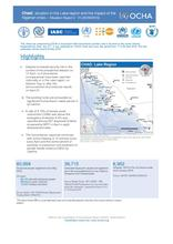 Chad: Impact of the Nigerian Crisis in Lac region - Situation Report n° 13 (29/04/2016)