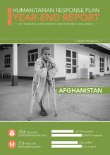 Afghanistan: 2016 Humanitarian Response Plan - Year-End Report, January - December 2016