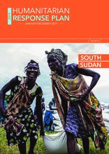 South Sudan: 2019 Humanitarian Response Plan