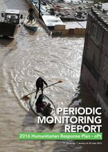 Periodic Monitoring Report 2016 Humanitarian Response Plan - oPt