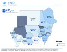 Sudan Floods Snapshot - 6 Oct 2020