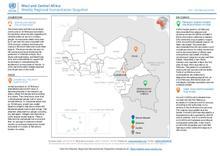 Afrique de l'Ouest et du Centre: Aperçu humanitaire hebdomadaire (19 au 25 Février 2019) EN