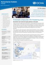 YEMEN: Humanitarian Bulletin, Issue 29 (20 November 2017)