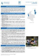 Flash Update No.11 - COVID-19 en Chocó - Octubre 2020
