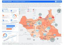 South Sudan: Humanitarian Snapshot (October 2017)