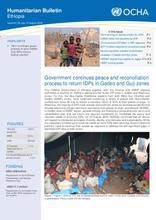 Ethiopia Bi-Weekly Humanitarian Bulletin,  30 July -12 August 2018
