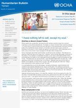 Yemen: Humanitarian Bulletin - Issue 20 | 31 January 2017 [EN/AR]