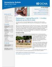 Nigeria: Humanitarian Bulletin No. 17, October 2016
