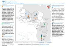 West and Central Africa: Weekly Regional Humanitarian Snapshot (21 – 27 July 2020) EN