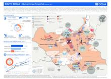 South Sudan: Humanitarian Snapshot (February 2017)