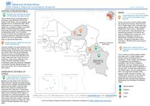 West and Central Africa: Weekly Regional Humanitarian Snapshot 27jan - 4feb 2021 [EN]