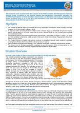 Ethiopia: Humanitarian Response Situation Report No. 13 (as at 31 July 2017)