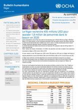 Niger : Bulletin Humanitaire Janvier-Février 2020