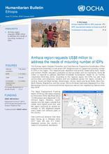 Ethiopia Bi-Weekly Humanitarian Bulletin, 24 December 2018 - 07 January 2019