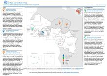 Afrique de l'ouest et du centre: Aperçu humanitaire hebdomadaire 16 – 22 juin 2020 [EN]