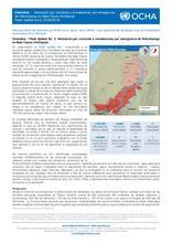 Flash Update No. 1: Desplazamiento Masivo y restricciones a la movilidad en Cáceres (Antioquia)  [CLONED]