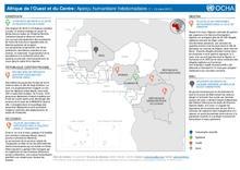 Afrique de l'Ouest et du Centre : Aperçu humanitaire hebdomadaire (07 - 13 mars 2017) [FR/EN]