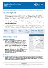 Lake Chad Basin: Crisis Update No. 8 - 6 October 2016