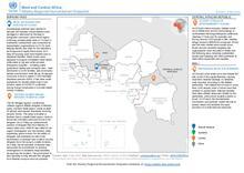 Afrique de l'ouest et du centre: Aperçu humanitaire hebdomadaire 28 Avril - 04 mai 2019 [EN]
