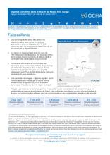 DR Congo - Situation Report N°14 : Complex Emergency in the Kasai Region (23 octobre 2017)