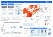 Pakistan: Afghan Refugees and Undocumented Afghan Repatriation (5 - 11 November 2017)