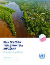 Plan de Acción Triple Frontera - Colombia, Brasil y Perú (agosto 2020)