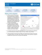 Niger: Flash update sur les inondations au 20 juin 2017