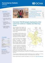 Ethiopia Bi-Weekly Humanitarian Bulletin, 04 - 07 June 2018