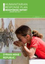 Syrian Arab Republic: Humanitarian Response plan Monitoring Report, January-May 2019