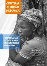 RCA: Mise à jour de l'Aperçu des Besoins Humanitaires (avril 2019)