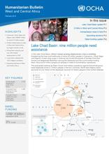 West and Central Africa: Humanitarian Bulletin, February 2016